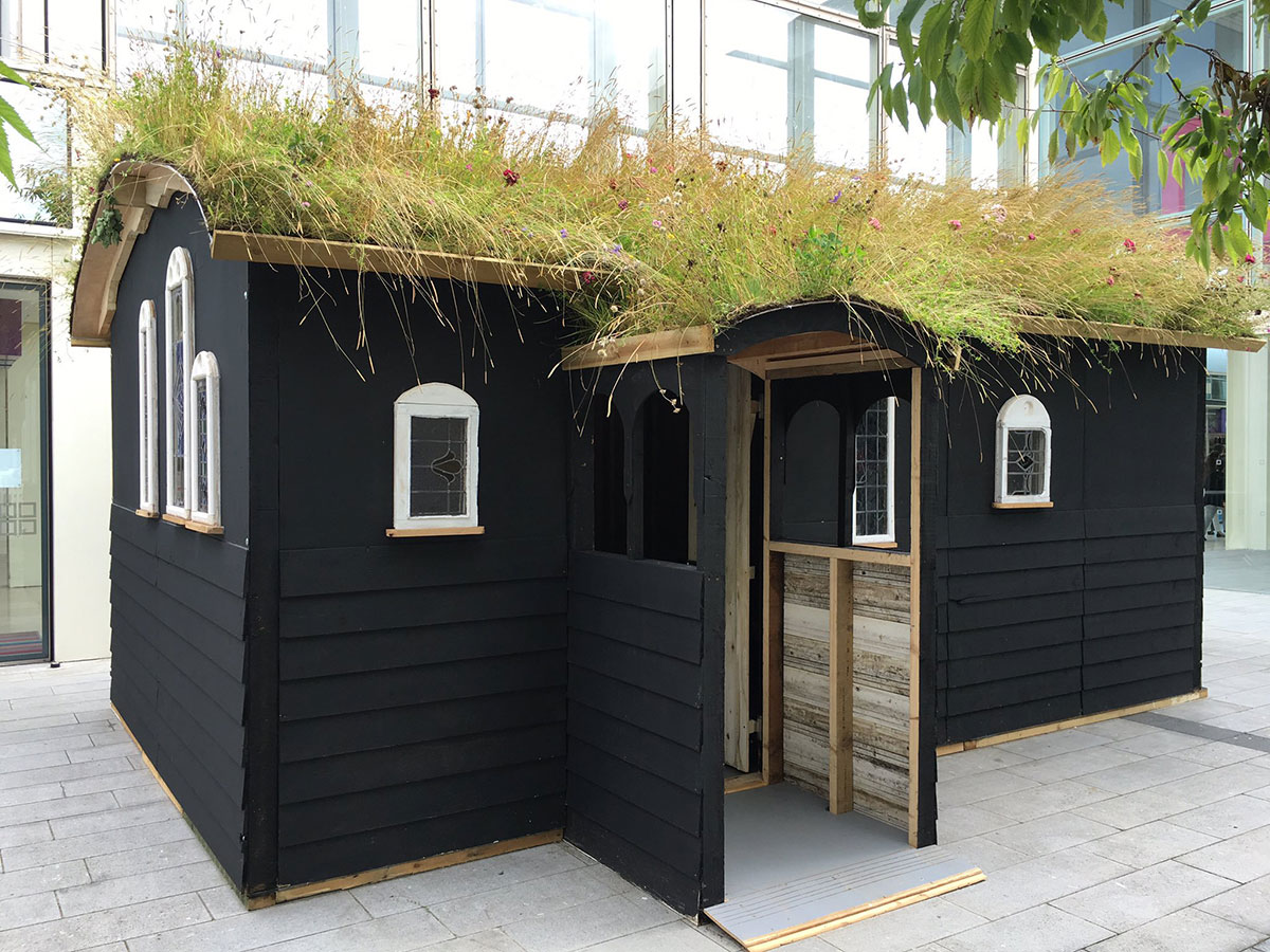 Technical Award in The Introduction to Installing and Maintaining Green Roofs (UK)