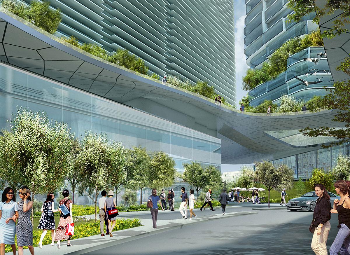 Invert the Green Roof Movement