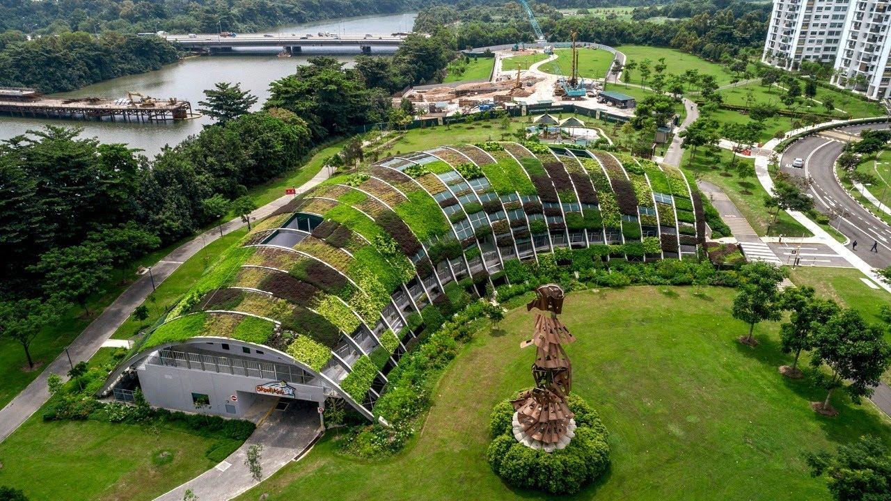 Skool4kidz Campus Sengkang Riverside Park Greenroofs Com