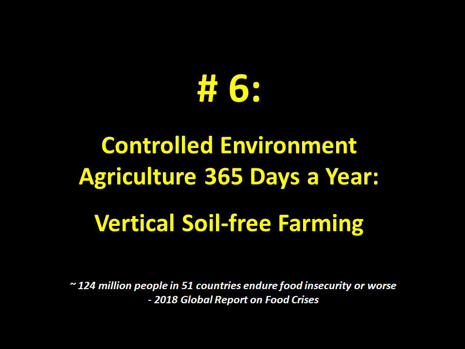 #6: Controlled Environment Agriculture