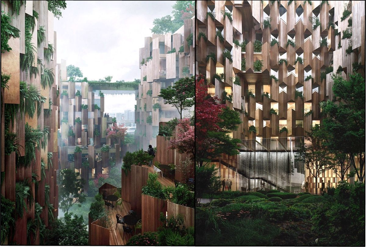 How Sustainability Is Shaping Modern Architecture Greenroofs Com