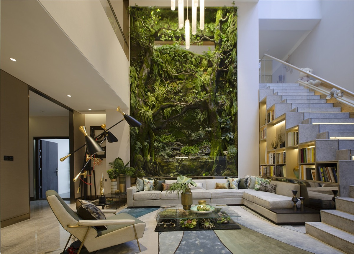 Biophilia: Turning Conventional Architecture Inside-Out ...