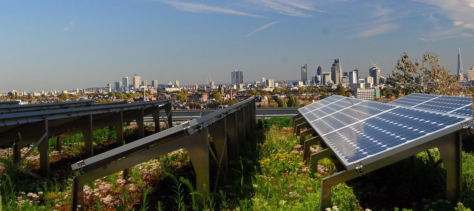 Green Roofs And Solar Power Should Be Part Of Our Future