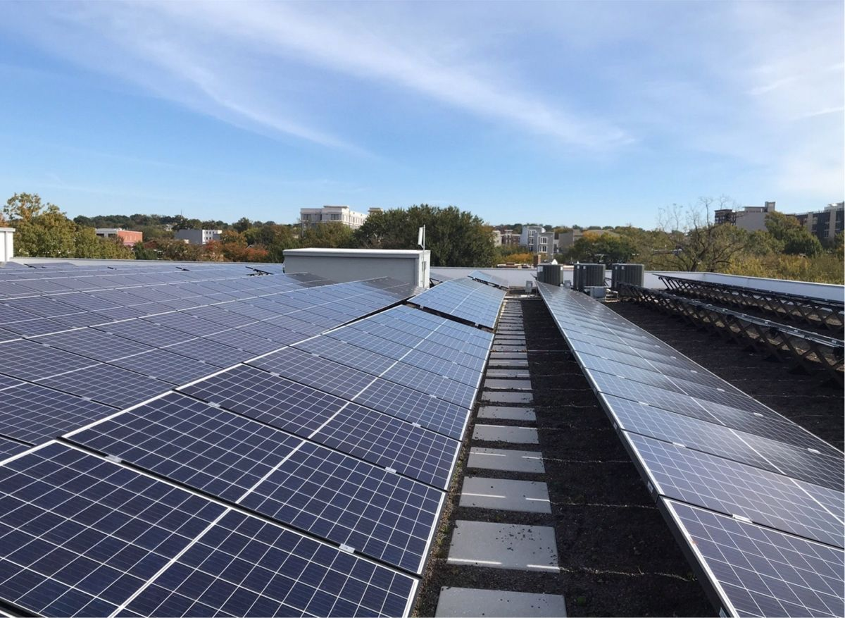 Solarized Stormwater Management A Solar Integrated