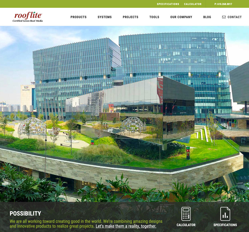 Skyland Usa Announces A Full Set Of Green Roof Design And Installation Features On Its Web Site For Landscape Architects And Installers Greenroofs Com