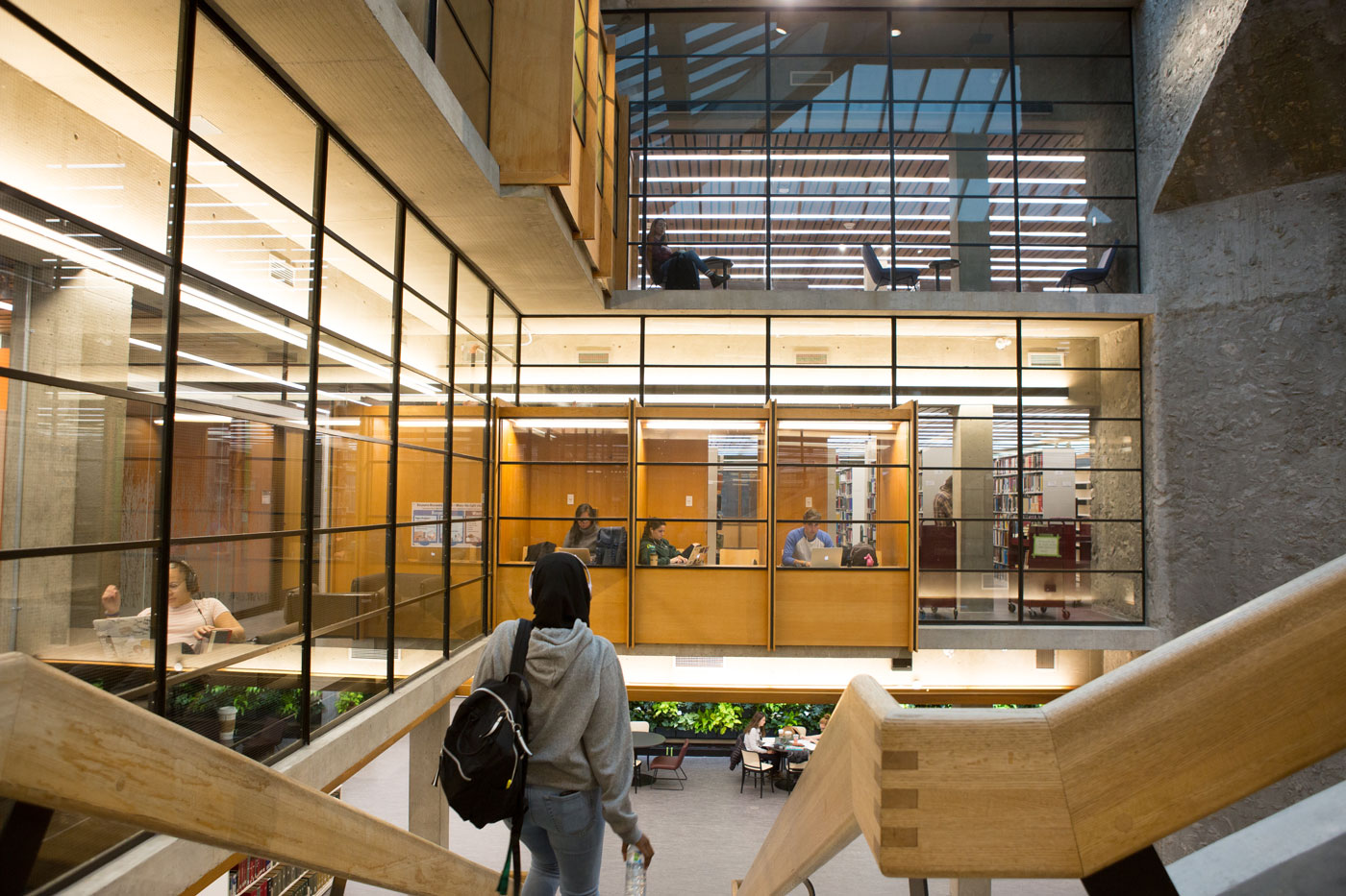 Trent University Bata Library