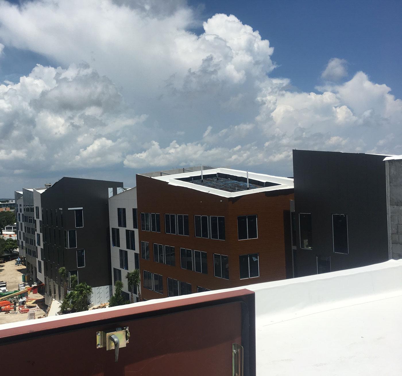 University Of Miami Lakeside Village Student Community