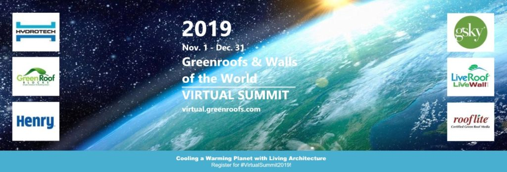Greenroofs.com's #VirtualSummit2019