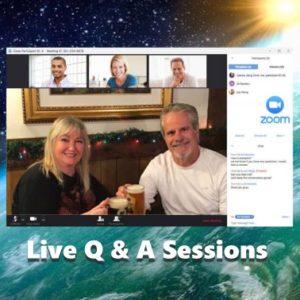 1st Round of #VirtualSummit2019 Speaker Q&As