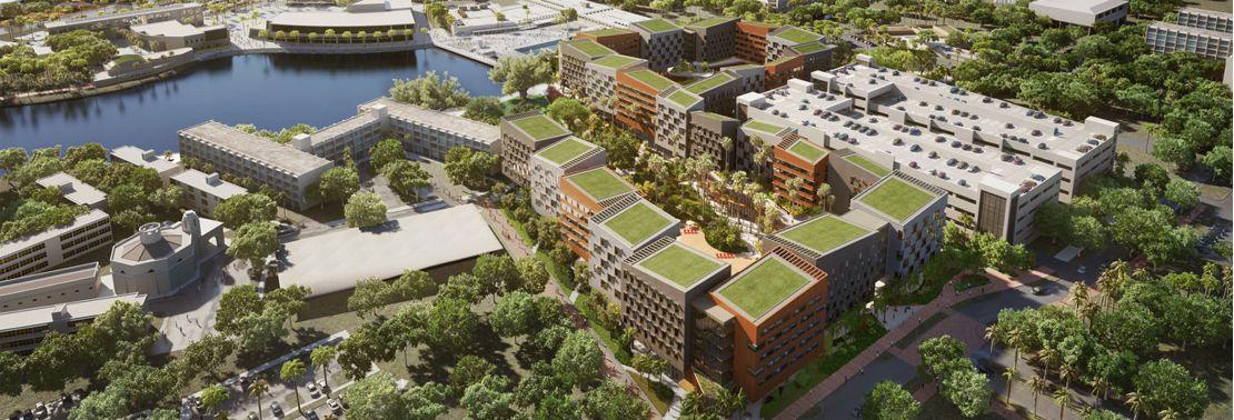UM Housing 1Arquitectonica ArquitectonicaGEO featured.'