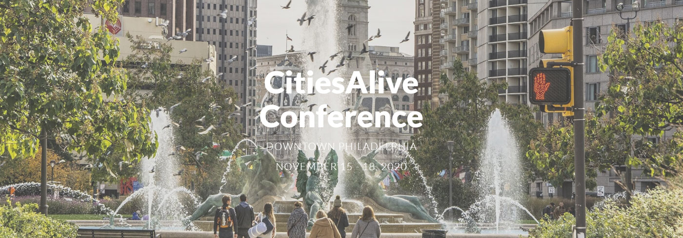 CitiesAlive 2020 Call for Proposals