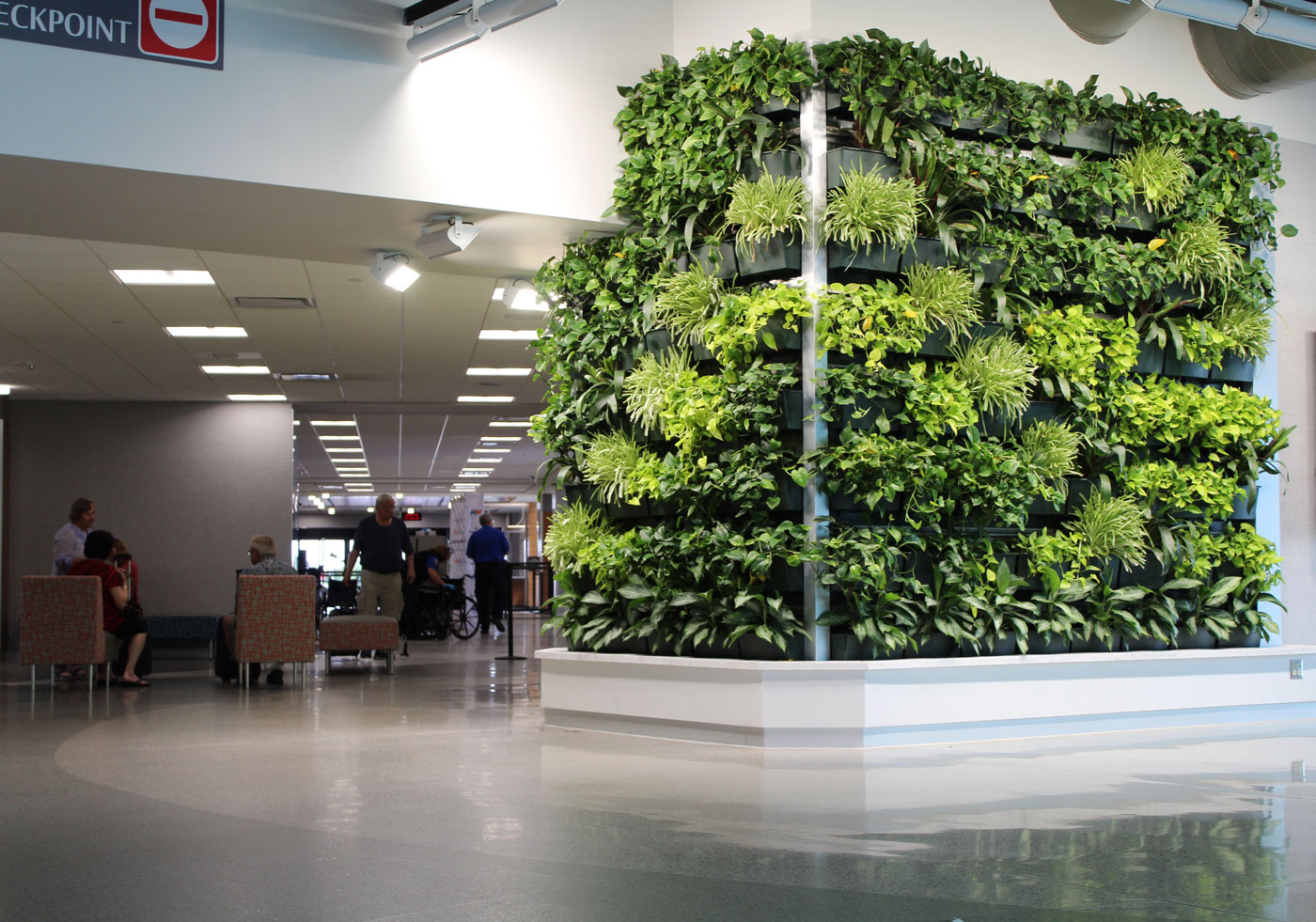 Appleton International Airport LiveWall