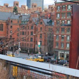 A Comparison of the 3 Phases of the High Line Part 4 - Signage and Graphics
