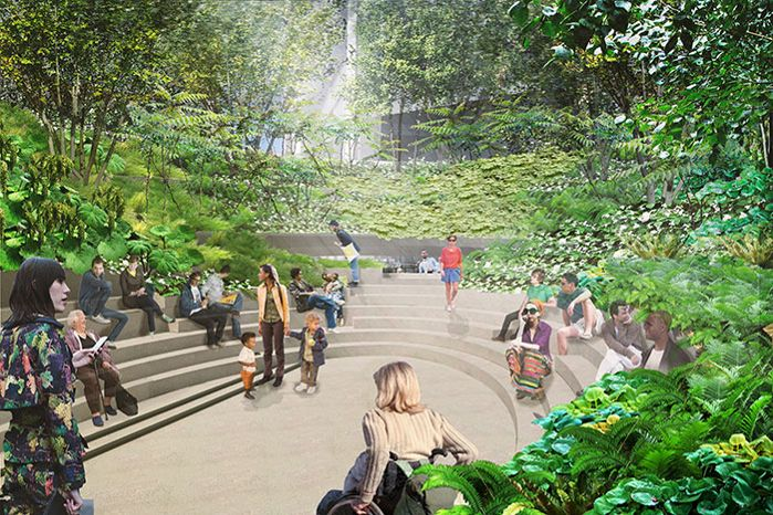 A Comparison of the 3 Phases of the High Line Part 9 - Proposed Phase Three