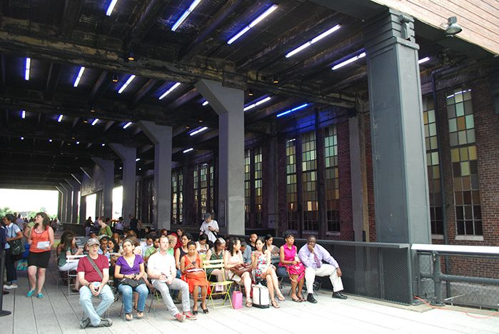 A Comparison of the 3 Phases of the High Line Part 14 Conclusion