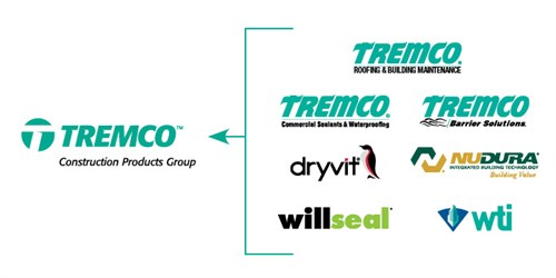 New Tremco Construction Products Group Unites Industry