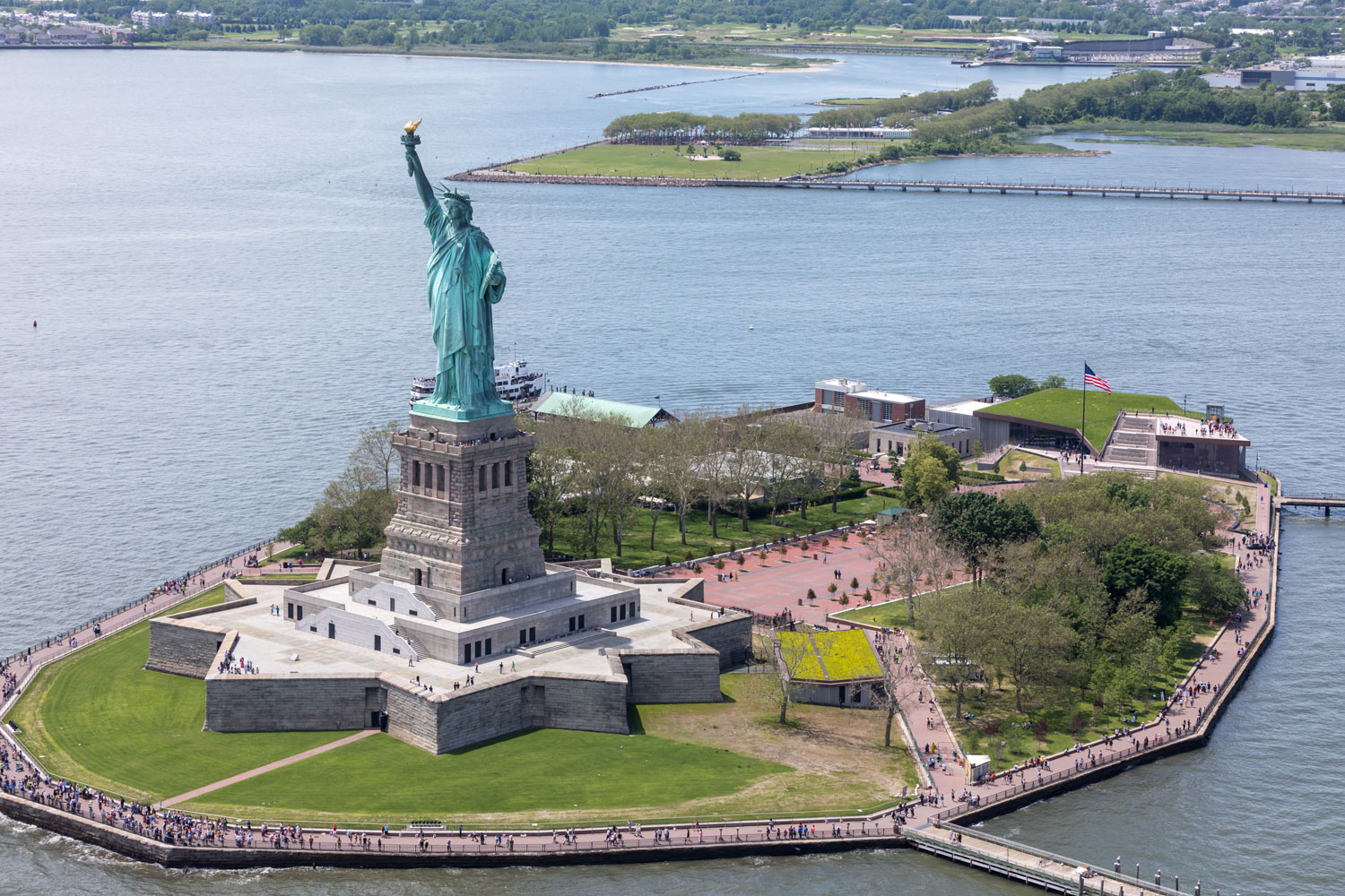 Statue of Liberty Museum Featured Image