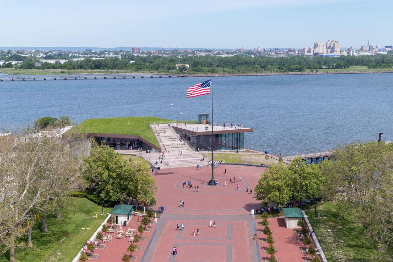 Statue of Liberty Museum Liberty Island
