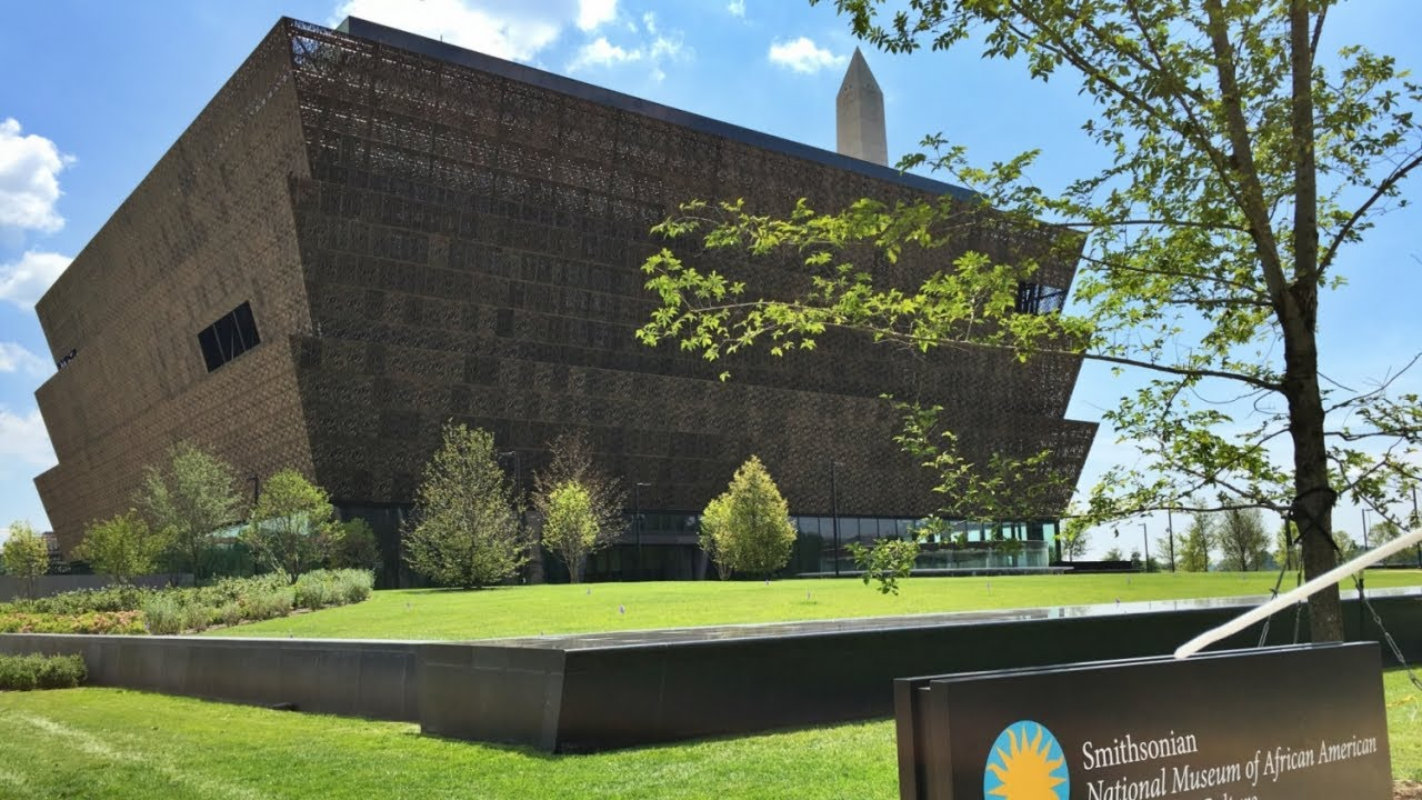 National Museum Of African American History And Culture Nmaahc