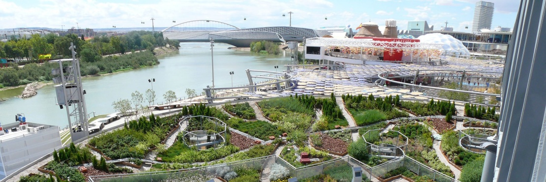 Green Urban Infrastructure and Green Roofs