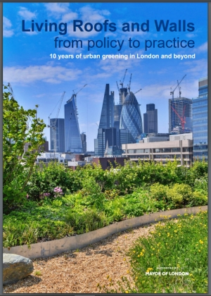 This report is published by the European Federation of Green Roof and Green Wall Associations (EFB) and Livingroofs.org on behalf of the Greater London Authority
